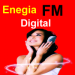 Logo da emissora Energia FM Digital