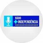 Logo da emissora Rádio Mais Independência