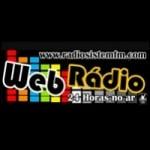 Logo da emissora Rádio Sistem FM