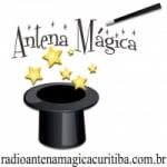 Logo da emissora Rádio Antena Mágica