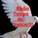 Logo da emissora Rádio Tempo de Vencer