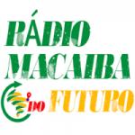 Logo da emissora Rádio Macaíba Futuro