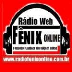 Logo da emissora Rádio Fênix Online