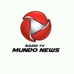 Logo da emissora Web Rádio Mundo News TV