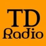 Logo da emissora Rádio Total Dance
