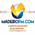Logo da emissora Rádio Madeiro FM Web