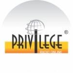 Logo da emissora Privilege Rádio