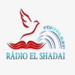 Logo da emissora Rádio Elshadai Fortaleza