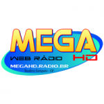Logo da emissora Rádio Mega HD