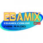 Logo da emissora Rádio Ebamix