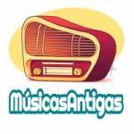 Logo da emissora Rádio Músicas Antigas