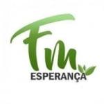 Logo da emissora Rádio Esperança Maceió