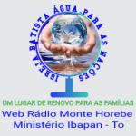 Logo da emissora Web Rádio Monte Horebe