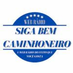 Logo da emissora Web Rádio Siga Bem Caminhoneiro