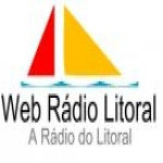 Logo da emissora WebRádio Litoral