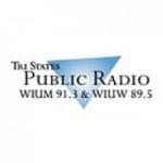 Logo da emissora Radio WIUM 89.5 FM