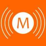 Logo da emissora Rádio Milênio FM