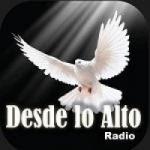 Logo da emissora Desde Lo Alto Radio