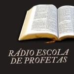 Logo da emissora Rádio Escola de Profetas