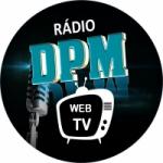 Logo da emissora Rádio Dim Paulo Mídia