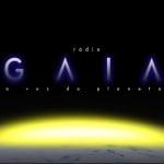 Logo da emissora Rádio Gaia