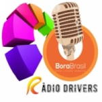 Logo da emissora Rádio Bora Brasil