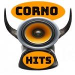 Logo da emissora Rádio Corno Hits