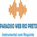 Logo da emissora Rádio Paradiso Web Rio Preto