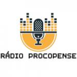 Logo da emissora Rádio Procopense