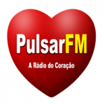 Logo da emissora Rádio Pulsar FM