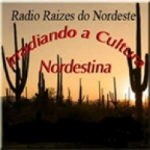 Logo da emissora Rádio Raízes Do Nordeste