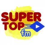Logo da emissora Rádio Super Top FM