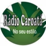 Logo da emissora Rádio Caroatá