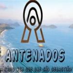 Logo da emissora Rádio Antenados