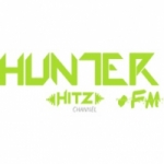 Logo da emissora Hunter FM Hitz