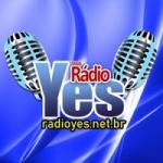 Logo da emissora Web Rádio Yes