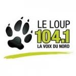 Logo da emissora Radio CHYK Le Loup 104.1 FM