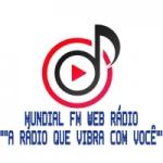 Logo da emissora Mundial FM Web Rádio São Roque Do Canaã