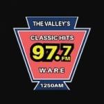Logo da emissora Radio WARE Classic Hits 1250 AM