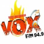 Logo da emissora Rádio Vox Livre