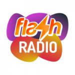 Logo da emissora Flash Radio
