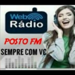 Logo da emissora Rádio Posto FM