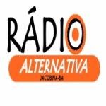 Logo da emissora Rádio Alternativa Jacobina-Ba