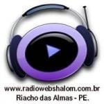 Logo da emissora Rádio Web Shalom