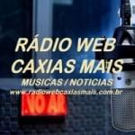 Logo da emissora Rádio Web Caxias Mais