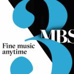 Logo da emissora Radio 3MBS 103.5 FM