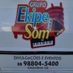 Logo da emissora Rádio Ekipe Som Divulgações