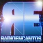 Logo da emissora Rádio Encantos