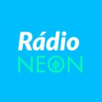 Logo da emissora Rádio Neon