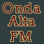 Logo da emissora Rádio Onda Alta FM